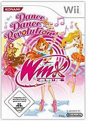 Winx Club - Dance Dance Revolution + Tanzmatte (Wii)