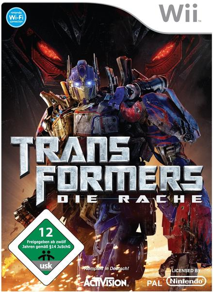 ACTIVISION Transformers The Game (Nintendo Wii)