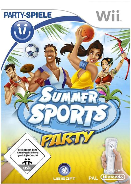 Ubi Soft Summer Sports Party - Party Spiele