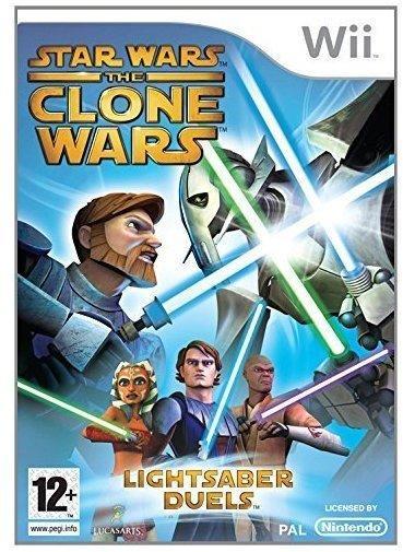 Star Wars - The Clone Wars: Lichtschwertduelle (Wii)