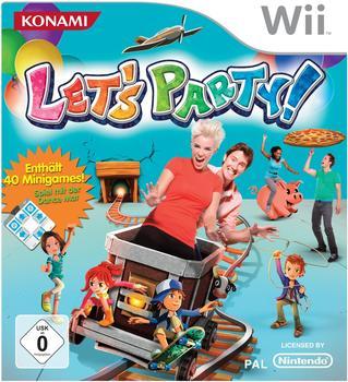 Lets Party + Matte