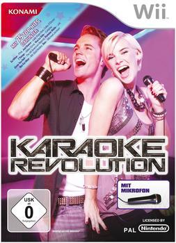 Karaoke Revolution + Mikrofon (Wii)
