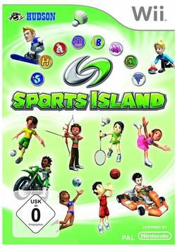 Konami Sports Island (Wii)