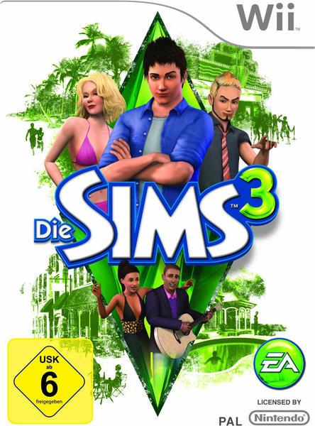 Die Sims 3 (Wii)