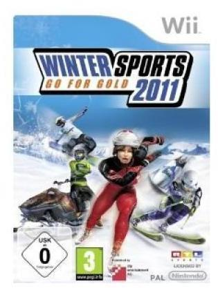 Winter Sports 2011 - Go for (Wii)