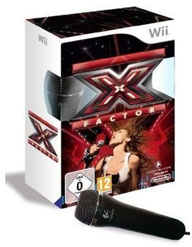 Deep Silver X Factor + 2 Mikrophones (Wii)