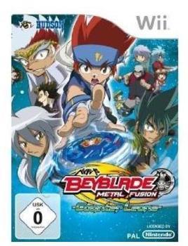 Beyblade: Fusion/Blade (Wii)