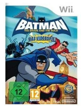 Batman - The Brave and the Bold (Wii)