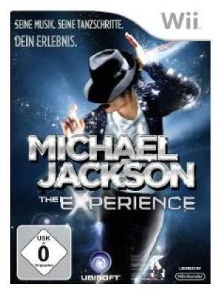 Michael Jackson - Das Spiel (Wii)