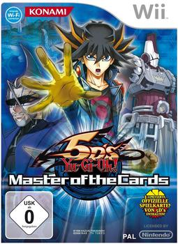Yu-Gi-Oh! - 5D's : Master of the Cards (Wii)