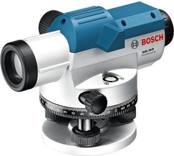 Bosch GOL 20 D Professional + BT 160 + GR 500 (0 615 994 04R)