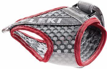 Leki Trigger Shark Frame Strap Mesh M/L/XL grey/red