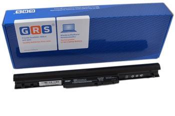 DNX Akku kompatibel für Computer Laptop HP Pavilion Sleekbook VK04, 14.4V 2200mAh, note-x/DNX