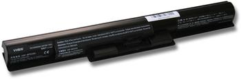 Green Cell PRO Green Cell Standard Serie Laptop Akku für Sony Vaio (4 Zellen 2200mAh 14.8V Schwarz)