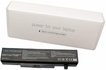 DNX Akku kompatibel für Computer Laptop Lenovo G580, G485, Y580, L11L6Y01, 4400mAh,11,1V