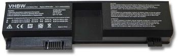 vhbw Akku 4400mAh (7.2V) für Laptop Notebook HP Pavilion tx1000, tx1000Z, tx1001AU, tx1001XX, tx100