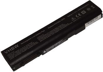 vhbw Li-Ion Akku 4400mAh (10.8V) für Notebook Laptop Toshiba Tecra M11-035, M11-036, M11-037, M11-0