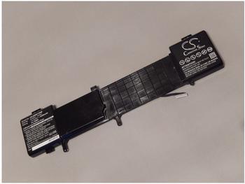 vhbw Li-Ion Akku 6200mAh (14.8V) für Notebook Laptop Dell Alienware 17 R2, ANW17-2136SLV wie 5046J,
