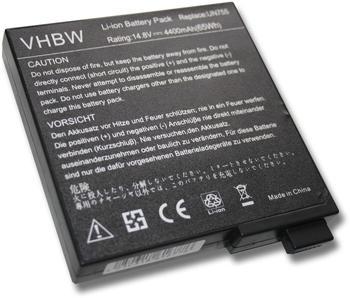 Green Cell PRO Green Cell Standard Serie Laptop Akku für NorthGate U755iA (8 Zellen 4400mAh 14.8V Schwarz)
