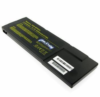 Green Cell PRO Green Cell Laptop Akku für Sony Vaio SVS1311S9E, LiIon, 11.1V Schwarz)