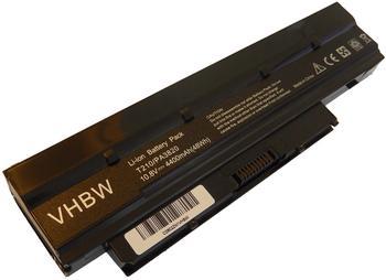 Green Cell PRO Green Cell Standard Serie Laptop Akku für Toshiba Mini NB550d-111 (6 Zellen 4400mAh 11.1V Schwarz)
