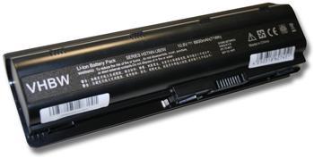 DNX Akku kompatibel für Computer Laptop HP Envy 17-1050EF, 10.8V, 4800mAh, note-x/DNX