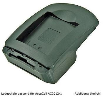 AccuCell Ladadapter passend für Samsung SB-L 110, 160, 220