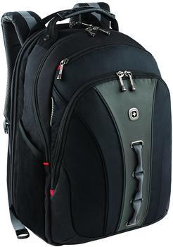 Wenger Legacy Backpack schwarz/grau