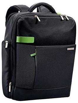 """Leitz Complete 15,6"""" Laptop Backpack Smart Traveller black"""