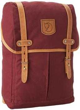 Fjällräven Backpack No. 21 Medium dark garnet