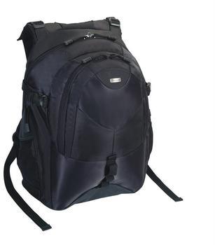 Targus Campus Notebook Backpack black (TEB01)