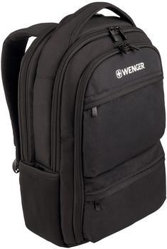 """Wenger Fuse Laptop Backpack 15,6"""" black"""