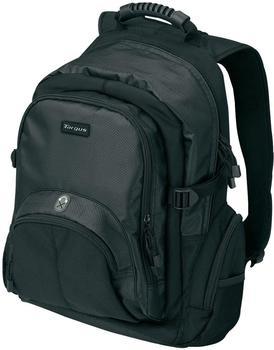 Targus Notebook Backpack Classic schwarz