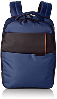 "Samsonite Qibyte Laptop Backpack 17,3"" blue"