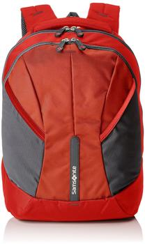 Samsonite 4Mation Laptop Backpack L Expandable red/grey