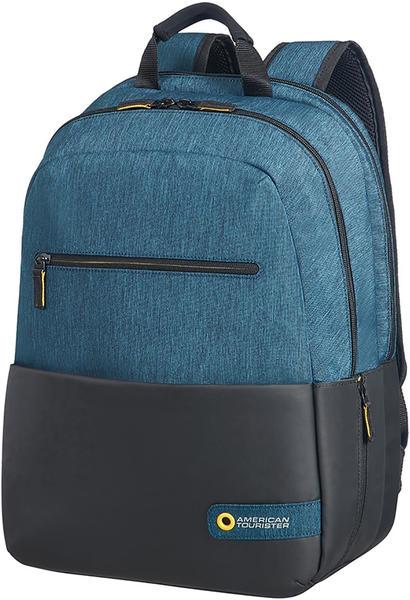 American Tourister City Drift Laptoprucksack 15,6 Zoll black/blue