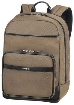 "Samsonite Fairbrook Laptop Backpack 15,6"" bronze/black"