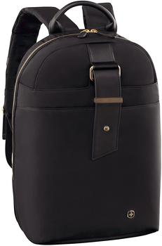 Wenger Alexa Womens Backpack, Rucksack schwarz