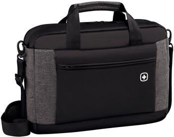 "Wenger Underground Laptop Briefcase 16"" black"