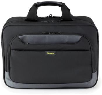 Targus CityGear Topload Laptop Case With Printer Section Black