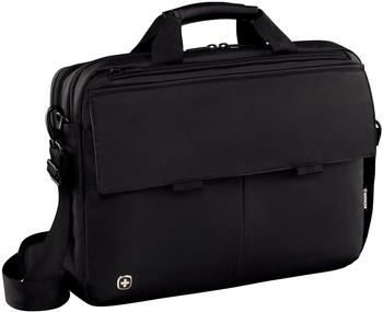 "Wenger Route Laptop Messenger 16"" black"