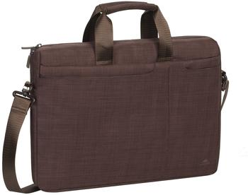 "RivaCase NB Tasche Riva 8335 15.6"" brown"