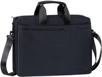 """RivaCase® RIVACASE 8335 Notebooktasche 39,6 cm 15.6"""" Schwarz"""