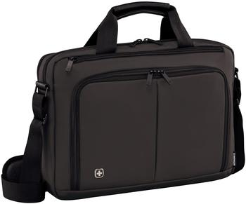 "Wenger Source Laptop Briefcase 16"" grey"