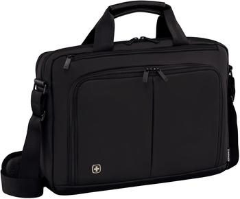 "Wenger Source Laptop Briefcase 16"" black"