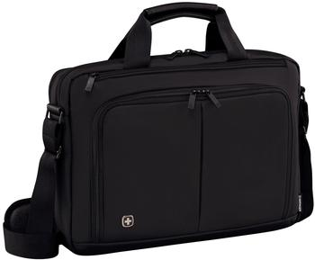 "Wenger Source Laptop Briefcase 14"" black"