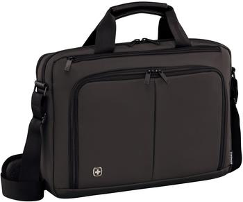 "Wenger Source Laptop Briefcase 14"" grey"