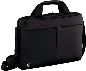 """Wenger Format Laptop Slimcase 16"""" black"""