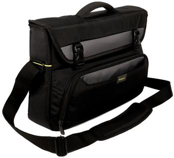 "Targus City Gear Laptop Messenger 10-14"" black (TCG265EU)"