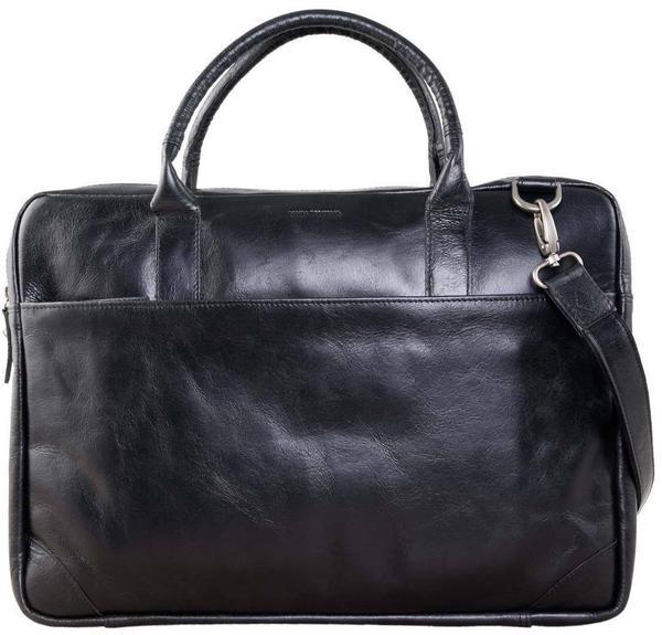 Royal RepubliQ Explorer Laptop bag single schwarz, black 6x29x41 cm